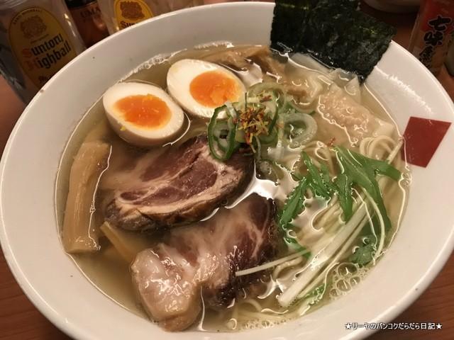 東京の中華そば ちよがみ TOKYO STATION  坦々麺