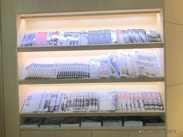 air france lounge スワナプーム 空港 ラウンジ (5)