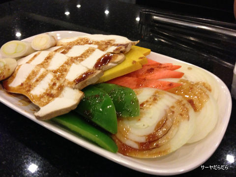 gyu gyu tei bangkok バンコク 焼肉 8