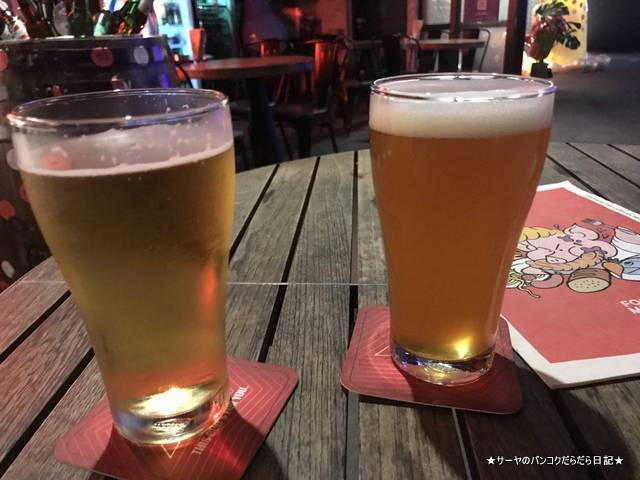 beer belly トンロー ビール バンコク (8)