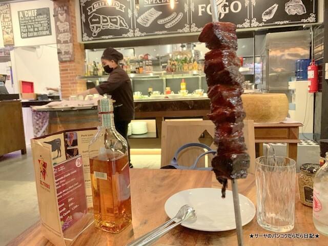 EL TORO Steakhouse シュラスコ バンコク ステーキ (14)