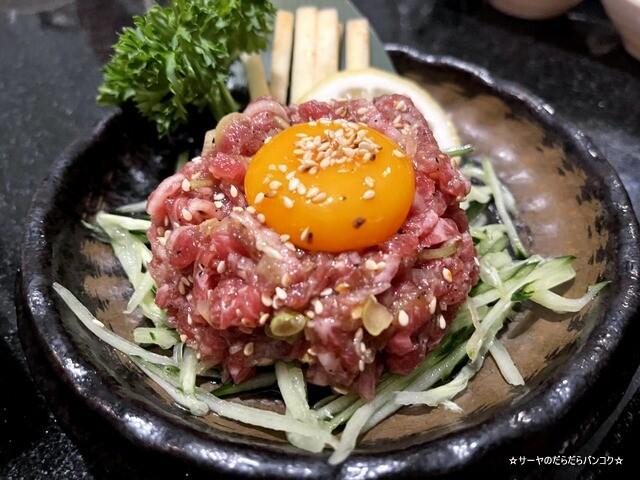 和牛焼肉三休 游玄亭 sankyu bangkok yugentei (3)