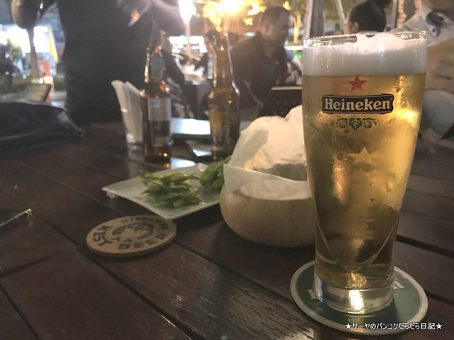 Beer Collection Bangkok K Village ハイネケン