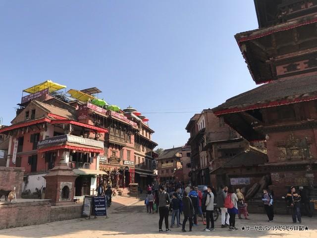 Bhaktapur バクタプル カトマンズ 世界遺産 王宮前広場 (29)