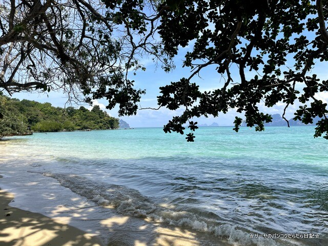 グラダン島 トラン タイ 秘境 ビーチ (9)