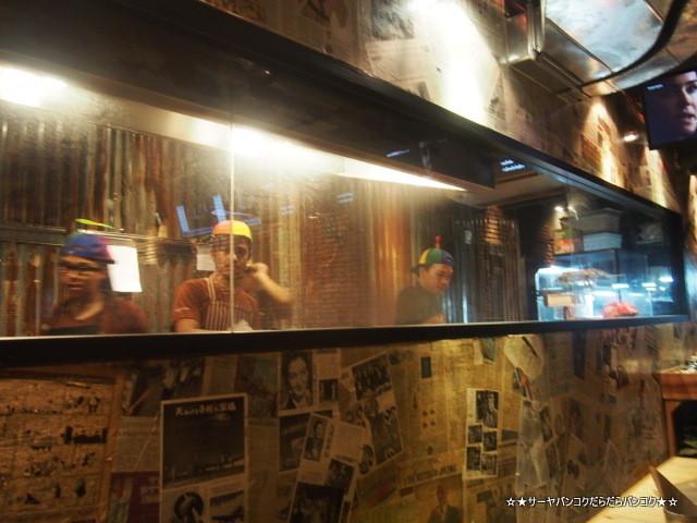 Liberty Plaza Game Over ハンバーガー トンロー バンコク