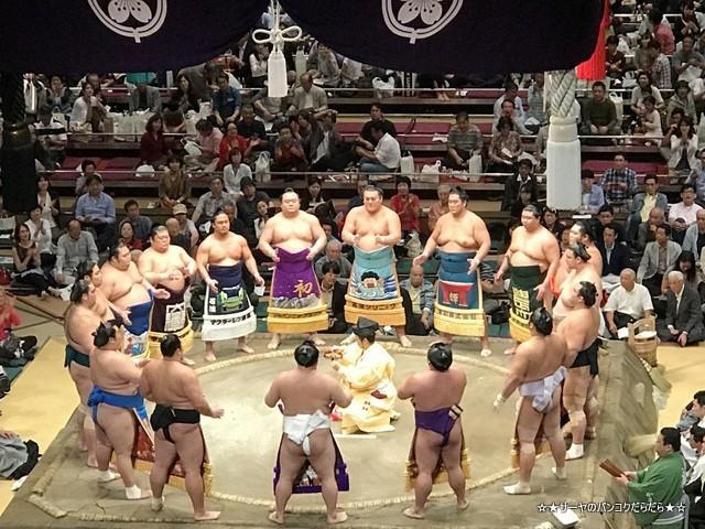 大相撲 秋場所 両国 千秋楽 伊勢ノ海部屋 (5)