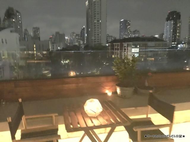 nowhere ekkamai rooftop bar バンコク ルーフトップ 屋外