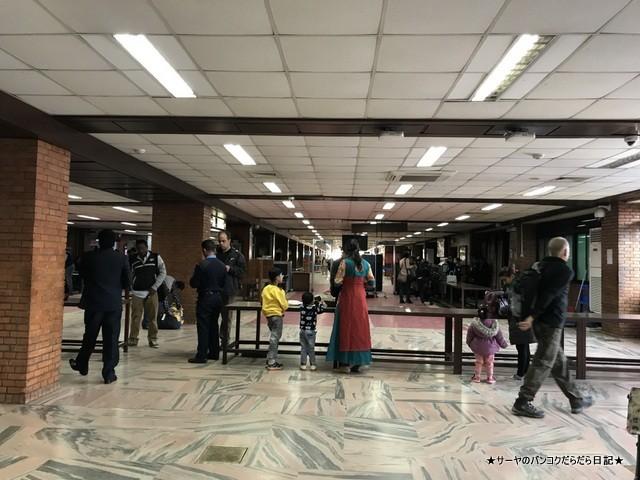 カトマンズの空港・トリブバン国際空港 (3)