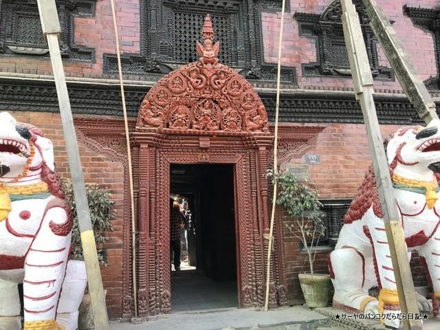 Kumari Ghar クマリの館 kumari bahal King Jaya (1)