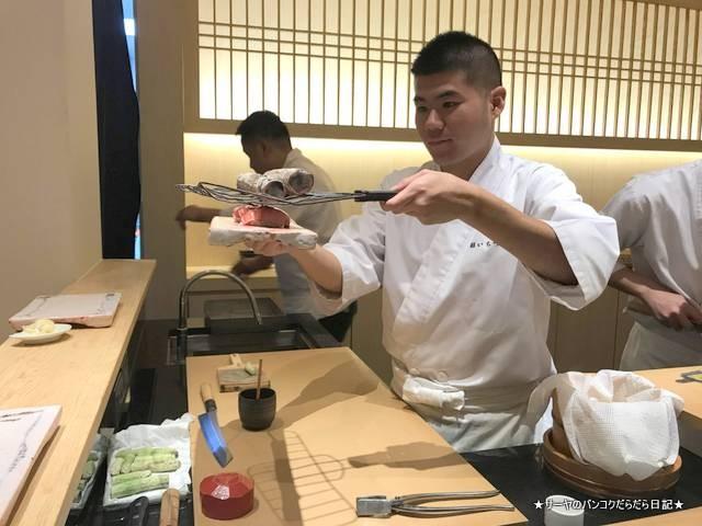 sushi ichizu 鮨いちづ 豪華 バンコク 美味 (16)