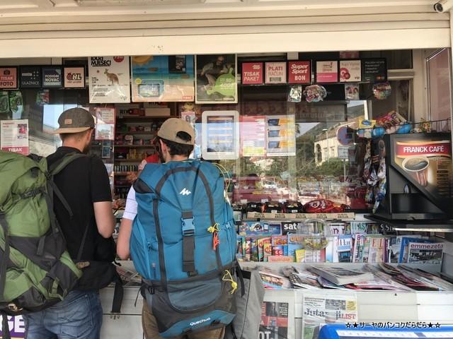 ドゥブロブニク バス 乗り方 クロアチア 観光 (2)