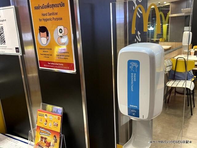 SARAYA alcohol sanitizer S1 タイ ディスペンサー (4)