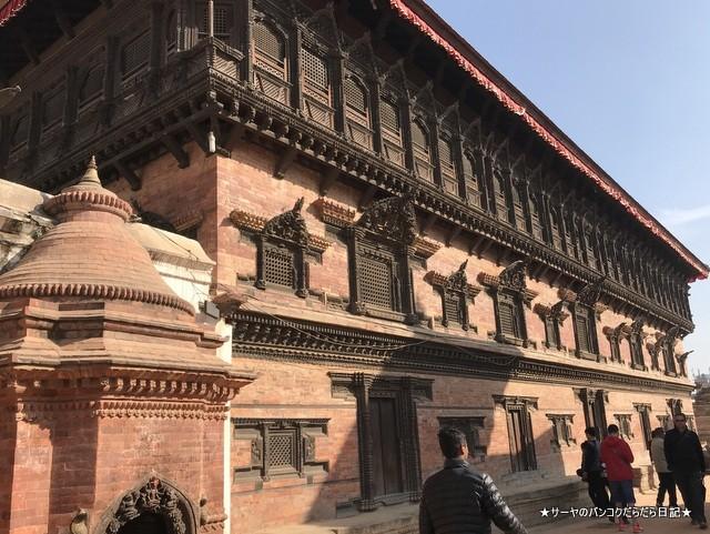 Bhaktapur バクタプル カトマンズ 世界遺産 王宮前広場 (18)