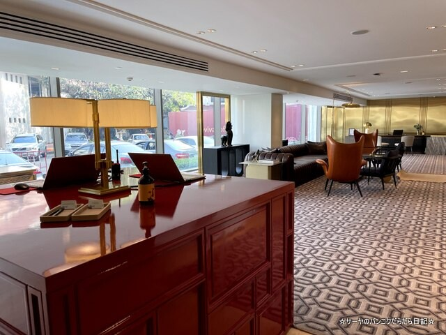 montien hotel bangkok モンティエン スリウォン (4)