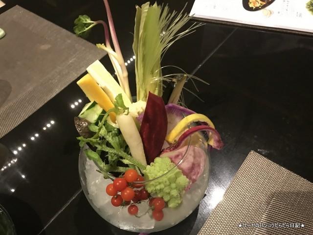 横浜 yokohama bangkok 居酒屋 バーニャカウダー