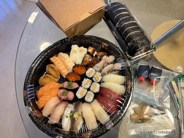 北海道寿司えぞや EZOYA SUSHI Bangkok (2)