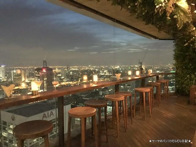 Scarlett Wine Bar bangkok オシャレ おすすめ テラス席 2018