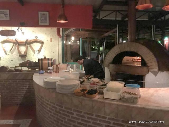 バンコク イタリアン Il Bolognese イルボロネーゼ 満席 2019 (2)