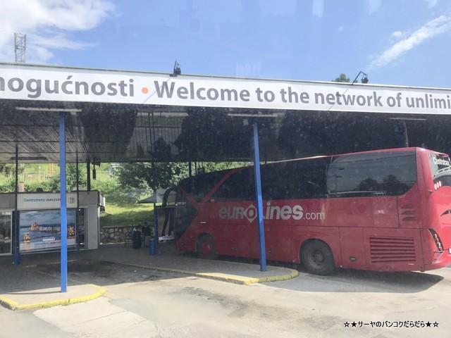 サラエボ バスターミナル Autobuska Stanica Sarajevo (1)