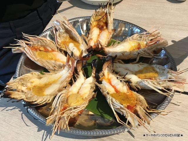 1919 Lhong rongsi seafood bangkok 大皿海老