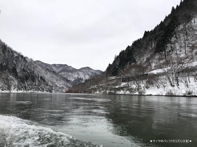 最上川舟下り義経ロマン観光 MOGAMI river cruising (6)