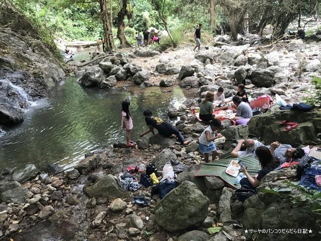 Sarika Waterfall サリカ滝 ナコンナヨック おすすめ 日帰り (11)