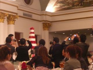 20091121 Qちゃんまいちゃん 結婚式 2