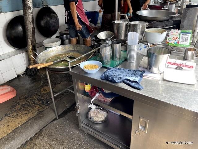 ラートナー ムーウーン バンコク タイ料理 ローカル (3)