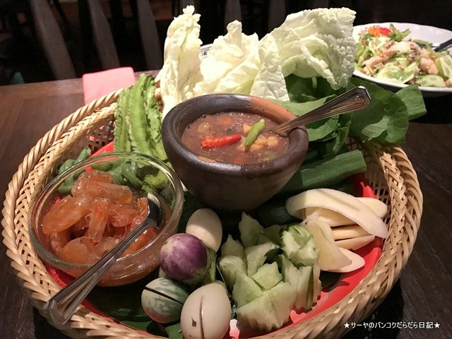 SRITRAT シリトラート タイ料理 バンコク (13)
