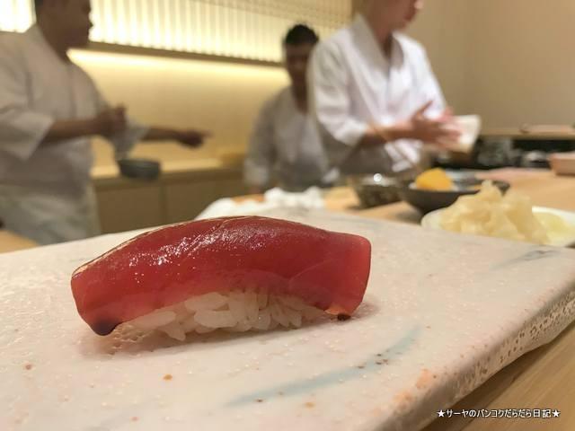 sushi ichizu 鮨いちづ 豪華 バンコク 美味 (15)