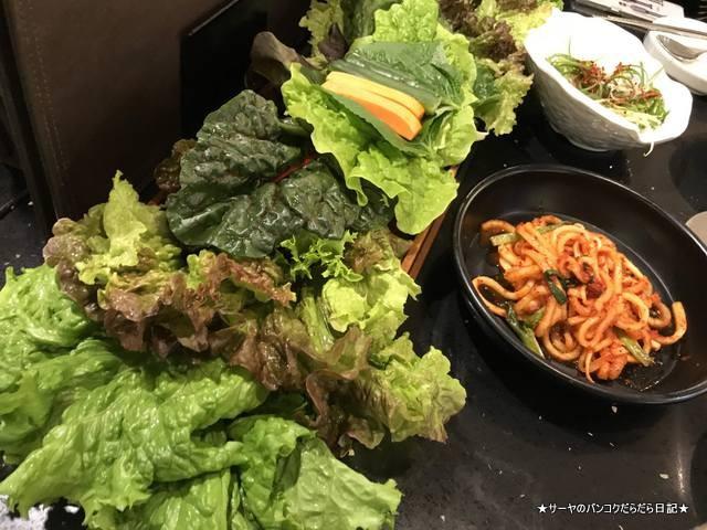ボンガ 新大久保 韓国料理 牛焼肉 (4)