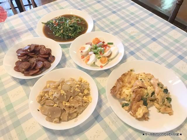 24 Samsen Heritage House & Cafe サムセン 朝食