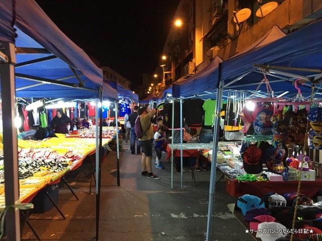 70 コタキナバル ナイトマーケット (3)