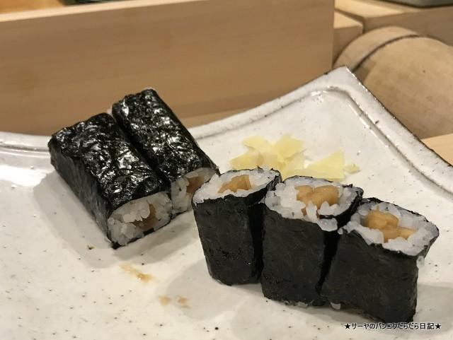 鮨 かねみつ SUSHI KANEMITSU 銀座 ザギンデシースー (7)