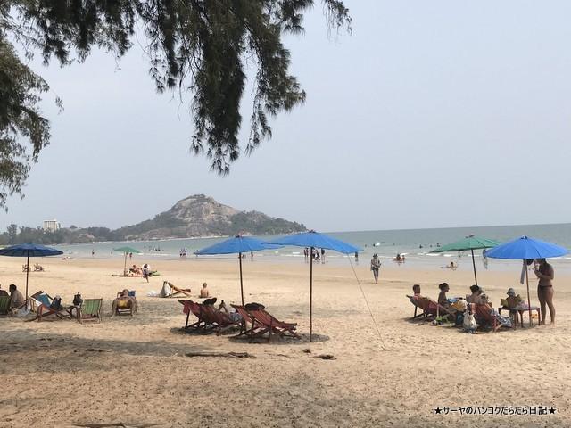 Suan Son Pradiphat ホアヒン 公共ビーチ (4)