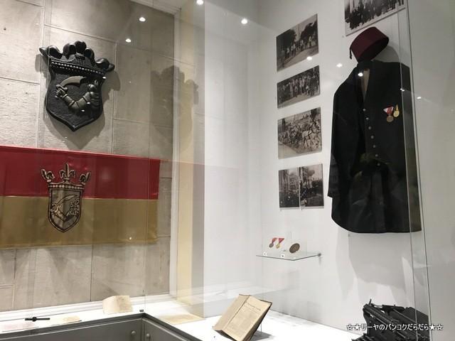 sarajevo musium サラエボ博物館 (7)