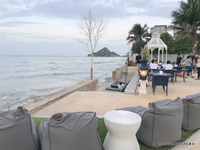 Wora Bura Hua Hin Resort RAK TALAY RESTAURANT (2)