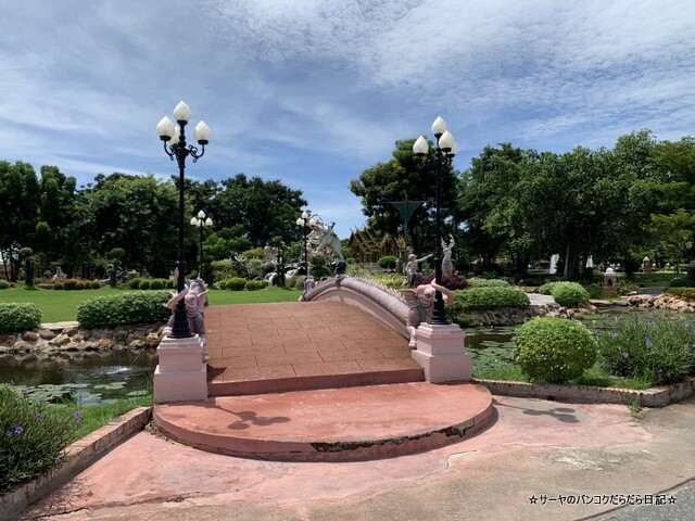 ムアンボラーン タイ旅行 サムットプラカーン (27)