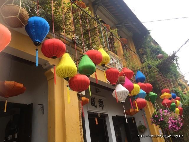 ベトナム・ホイアン ランタン祭り ダナン 世界遺産
