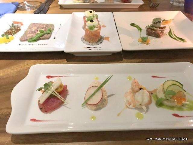 Chez Francois フレンチ サムイ 美味しい ディナー (2)