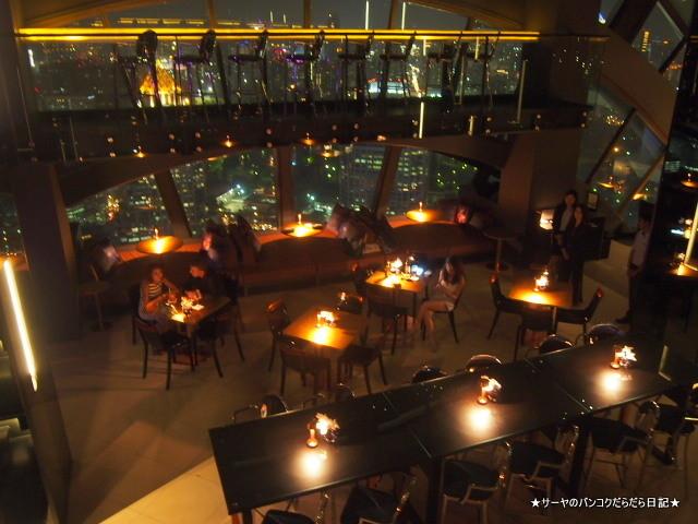 Vertigo Too ルーフトップ バンコク Bangkok バンヤンツリー