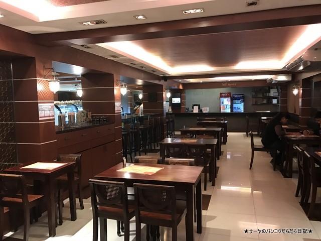 ベジタリアン インド レストラン バンコク ドーサ (3)