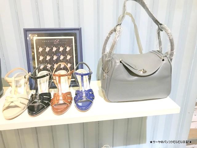 BALLERINE 小さいサイズ 靴 革 買い物 バンコク (5)