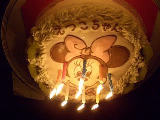 20071025 いずみ ケーキ  3