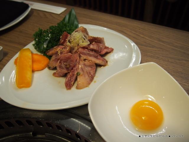 Sumi Tei Yakiniku 炭亭 焼肉 バンコク サーヤ