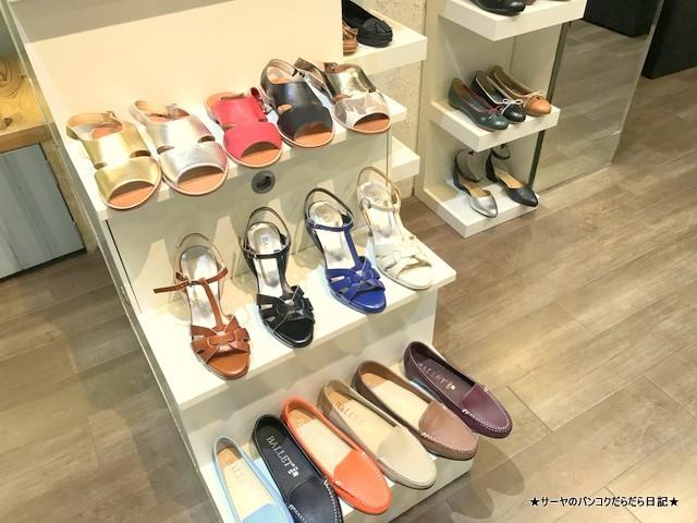 BALLERINE 小さいサイズ 靴 革 買い物 バンコク (2)