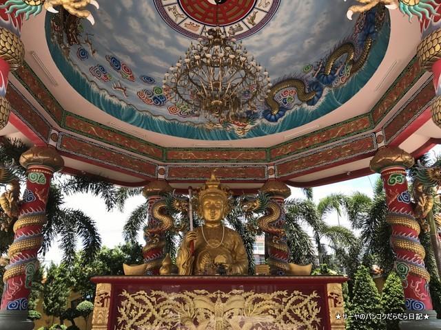 Wihan Thep Sathit Phra Ki Ti Chaloem 中華寺 アンシラ (5)