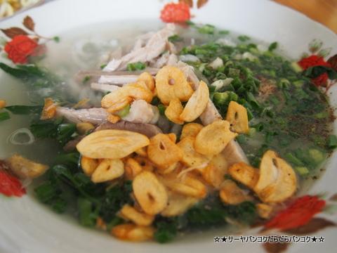 カオピアックの店「Xieng Thong Noodle Soup」