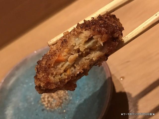 さぶ 貝 和食 カウンター バンコク (18)